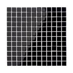 Seinaplaadid - mosaiik Maison Colours Black 30 x 30 cm Artens цена и информация | Плитка для стен | kaup24.ee