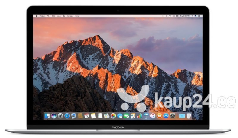 Sülearvuti Apple MacBook 12 Retina (MNYJ2ZE/A)