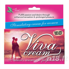 Stimuleeriv kreem - Viva Cream 10 ml