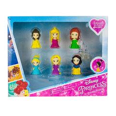 Комплект фигурок - ластиков Disney Princess, 6 шт.