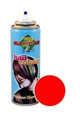 Värviline juukselakk, punane