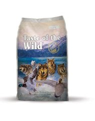 Kuivtoit koertele Taste of the Wild Wetlands, 6 kg