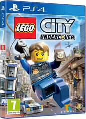 Mäng LEGO City Undercover, PS4 hind ja info | Mäng LEGO City Undercover, PS4 | kaup24.ee