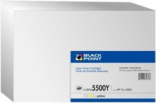 Toner Black Point LCBPH5500Y | Yellow | 12000 p. | HP C9732A