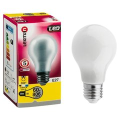 LED pirn Lexman Glass E27 8W 806lm