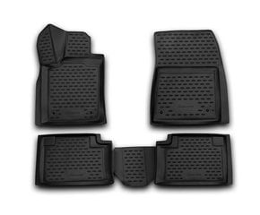 Kummimatid 3D JEEP Grand Cherokee 2014 ->, 4 pcs. /L35002