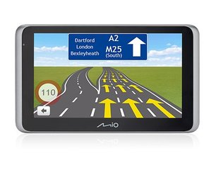 GPS seade Mio MiVue Drive 65 2in1 FULL EUROPE LM (EEU