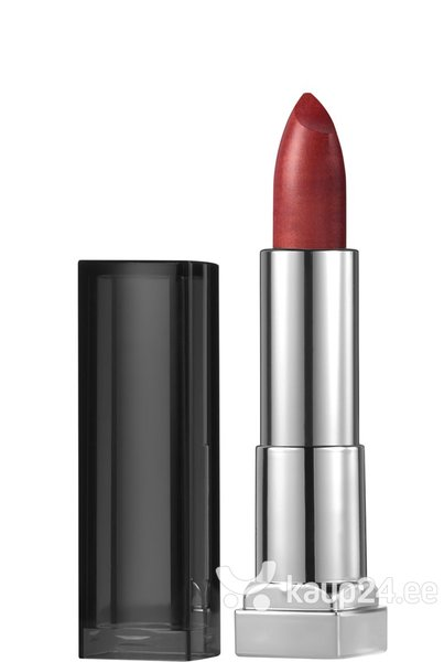 Помада maybelline new york color sensational matte metallics  maybelline