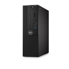 Lauaarvuti Dell Desktop OptiPlex 3050 SFF i5 -7500/8GB/256 GB/Ubuntu/Eng kbd+mouse/3Y Basic NBD