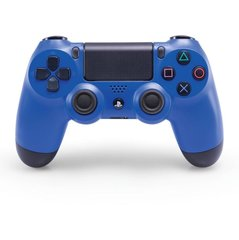Mängupult Sony DualShock 4 v2, PS4, Wireless, sinine