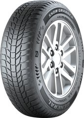 General SNOW GRABBER PLUS 235/60R18 107 H XL