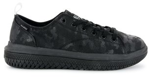 Naiste spordijalanõud Palladium Crushion Lace Camo, must