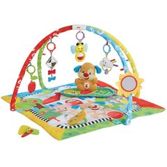 Fisher Price развивающий коврик Puppy n Pals Learning Gym