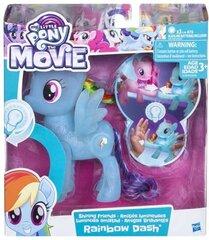 Tüdrukute helendav väike poni My Little Pony, 1 tk