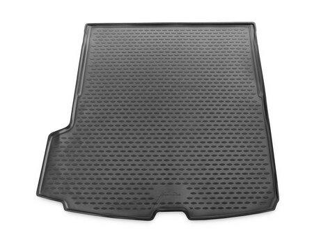 Kummist pagasimatid VOLVO XC90 2015-> (5 seats) black /N40008