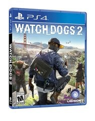 Mäng Watch Dogs 2, PS4 hind ja info | Mäng Watch Dogs 2, PS4 | kaup24.ee