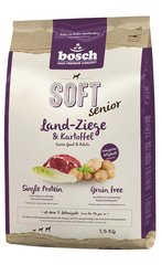 Bosch Petfood Plus HPC Soft+ Senior Farm Goat сухой корм для собак 2,5 кг