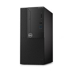Lauaarvuti Dell OptiPlex 3050 Desktop, Intel Core i3, i3-7100, Internal memory 4 GB, HDD 500 GB, Intel HD, Windows 10 Pro