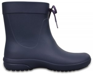 Naiste kummisaapad Crocs™ Freesail Shorty RainBoot, tumesinine