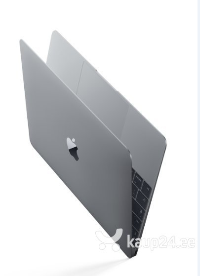 "Sülearvuti Apple MacBook 12"" Retina (MNYF2KS/A) EN/SWE Internetist"