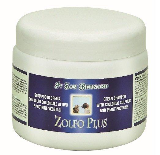 Iv San Bernard шампунь  Zolfo Plus от внешних паразитов, 250 мл