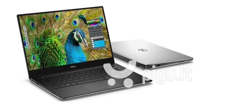 Sülearvuti Dell XPS i7-7500U 16GB 512GB WIN10Pro