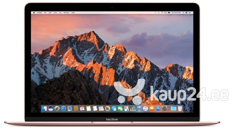 Sülearvuti Apple MacBook 12 Retina (MNYL2RU/A) EN/RU