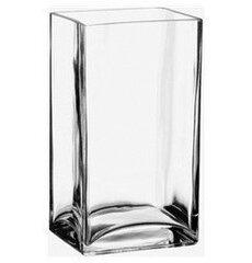 Прямоугольная ваза FLORA, 14 см