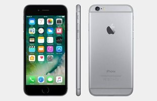 Mobiiltelefon Apple iPhone 6 32GB, Hall
