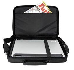 Sülearvutikott Esperanza 15,6'' ET101 Classic, must hind ja info | Sülearvutikotid | kaup24.ee