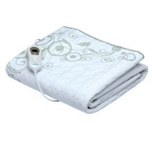 Lanaform Heating Blanket S1, 3 heat settings, Switches off automatically after 3h, Machine washable at 30°C., Overheat protection
