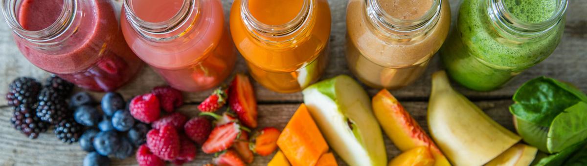 6 lihtsat ja tervislikku mahlaretsepti