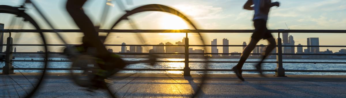 Jooks või rattasõit: kumba valida õues sportimiseks?