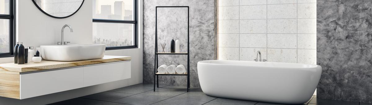 Millised mööblimaterjalid kestavad vannitoas kauem?